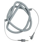 SCS 2371 Dual Conductor Ground Coil Cord (20 ft., Grey, Straight Plug)