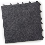 Ergo Advantage AG1 Series Safety Tile System (Closed Cell Tile W/ Grit Surface, 18
