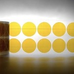 Argon KT-D-1/4 Kapton Tape Dots (2,000 Dot's Per/Roll)